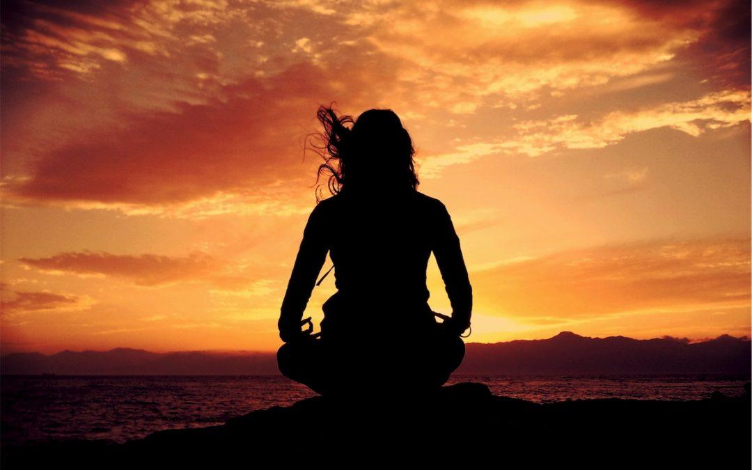 meditation by a HSP