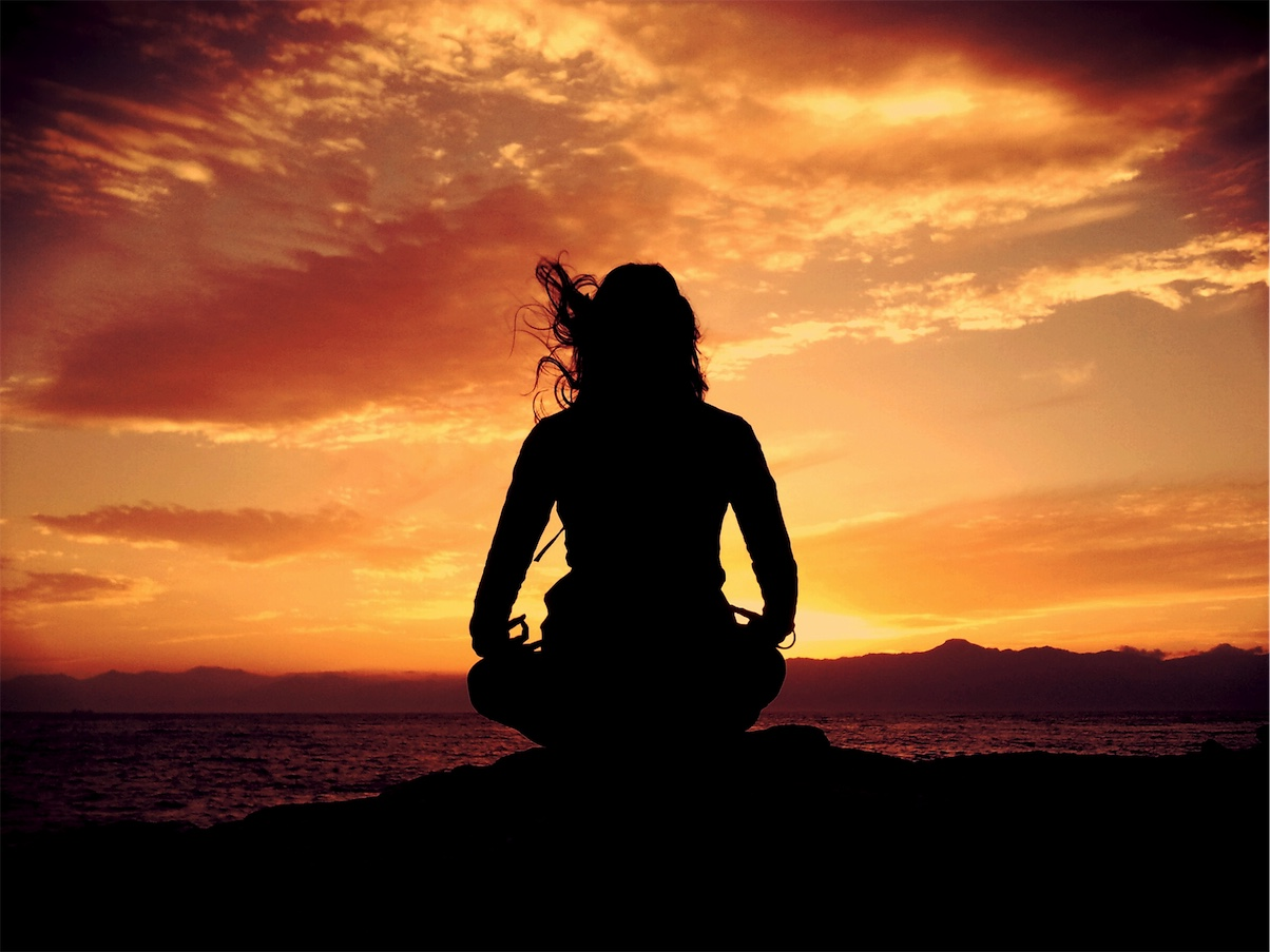 Do you want to meditate and create peace of mind as a HSP? 6 steps!