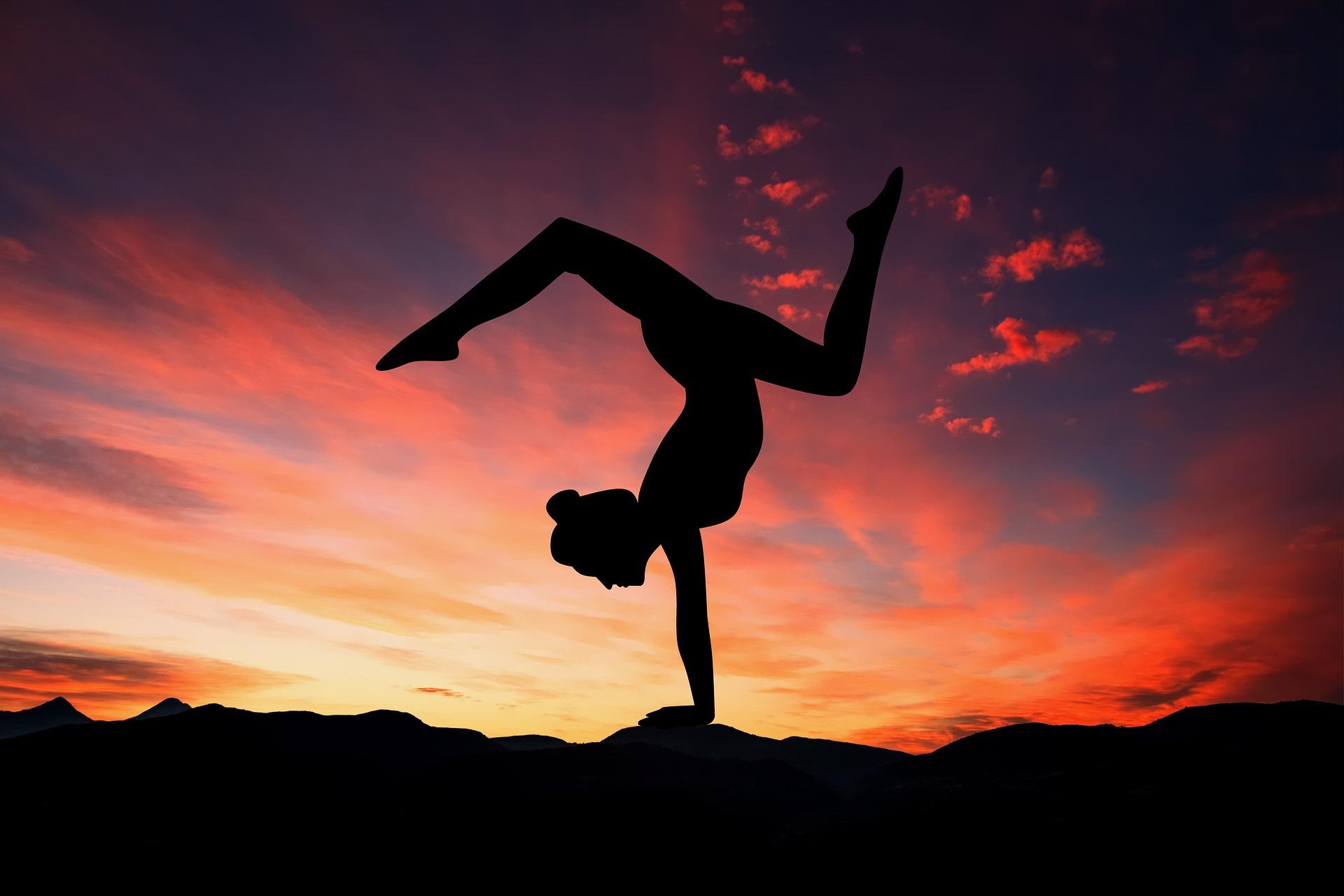yoga in lucid dream